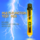MCH-9808 factory AC input screwdriver tester pen voltage for electronics & led lights