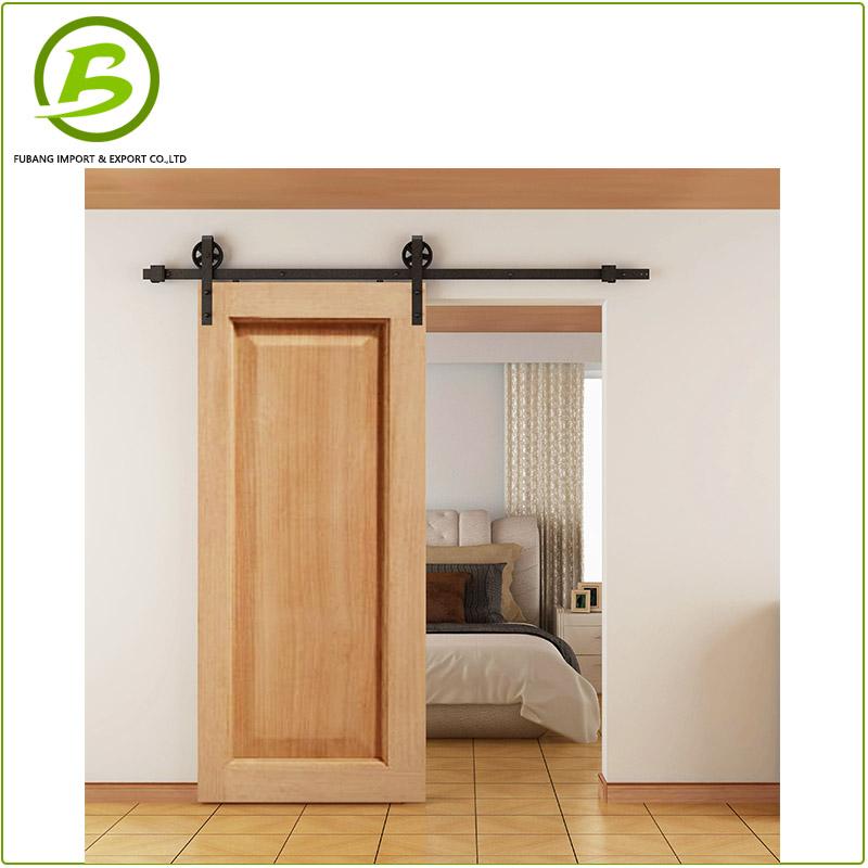 Prefab Indoor Double Glazed Barn Style Sliding Door Hardware Buy