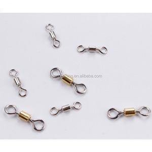 High Quality Brass And Stainless Steel China Made Fishing Swivels