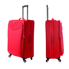 Stocklots Overstock closeout polyester trolley luggage, surplus duffel travel bag kitbag, excess inventory cabin suitcase set