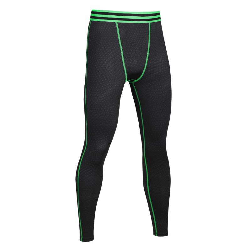 Men's Custom Sublimation Quick Dry Compression Tights 15