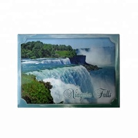 Custom photo fridge magnet decoration refrigerator magnet
