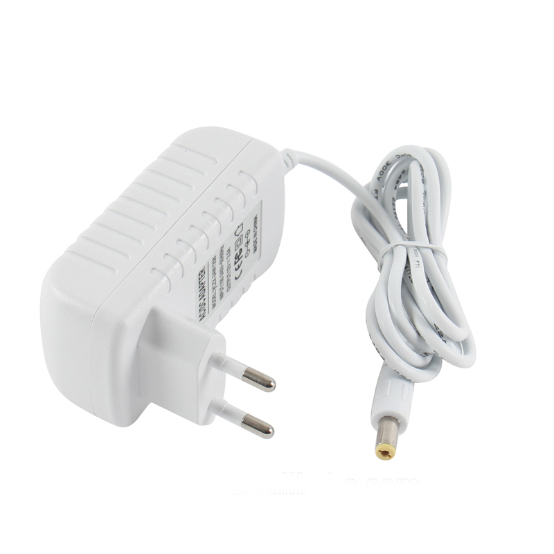 Led Lighting Power Supply 12V DC 2A Power <strong>Adapter</strong> White