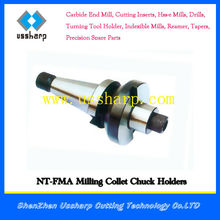 NT/BT/ER/R8 Collet Milling Chuck/Milling Tool Holder