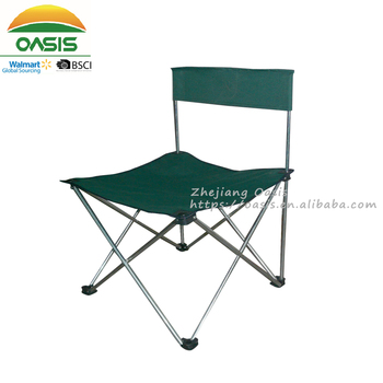 Cheap Heavy Duty Folding Camping Chair No Arm