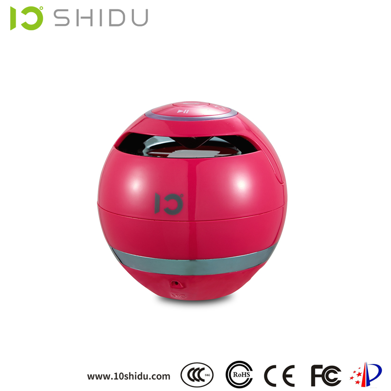 mini mushroom sucking carbon speaker bluetooth