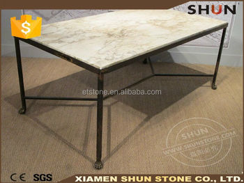Domino Table Top,marble Inlay Table Top,artificial Marble Table Top