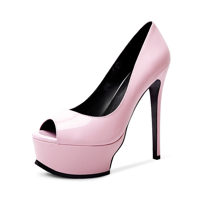 35ce4f5760a Oem Womens Sandal Kulit Peep Toe Sepatu Heels Wanita Perempuan - Buy Womens  Sandal Heels,Wanita Kulit Sandal,Sandal Wanita Product on Alibaba.com