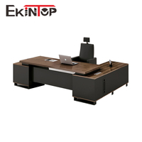 Luxury writing desk office furniture manufacturer large executive fancy office desk