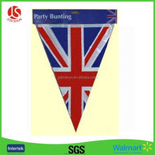 cheap bunting,advertising flutter flag promotional flutter flag,ncaa or nfl flag banner for decoration