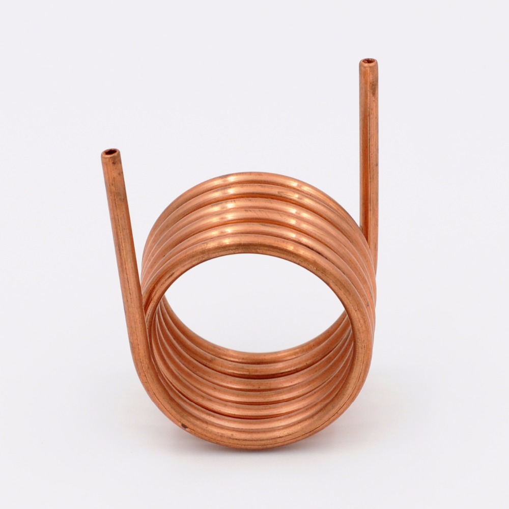 Heat exchanger seamless copper heat pipe / tube