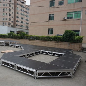 Trending Hot Products Mobile Stage,Concert Stage,Mobile Stage For Sale  Portable Band Stage Trailer - Buy Portable Band Stage Trailer,Aluminum