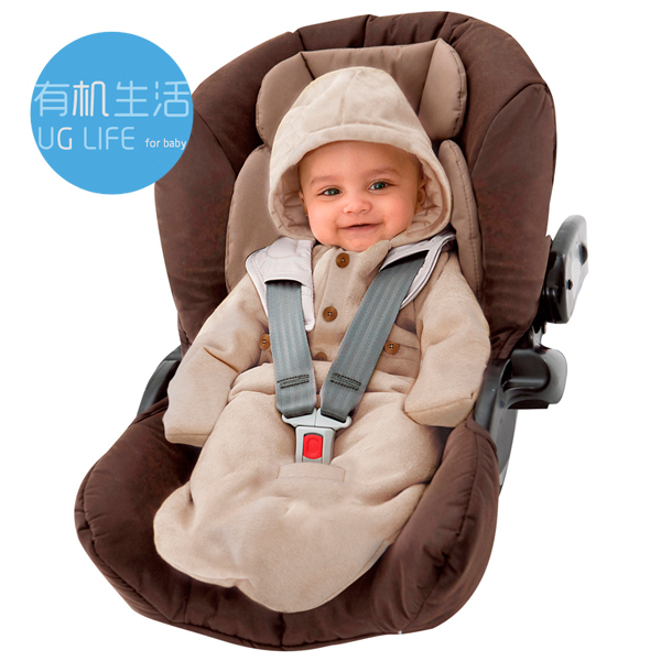 Get Quotations Infant Baby 100 Organic Cotton Stroller Bag 2013 Autumn Winter Newborn Sleeping