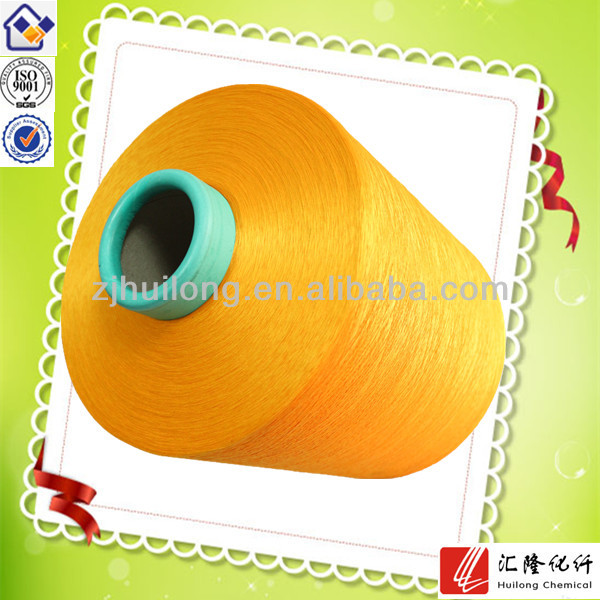 DTY polyester textured filament yarn of china