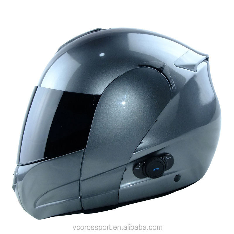 ORIGINE full face motorcycle helmet with built in bluetooth intercom headset flip up helmet dual lens ECE S M L XL XXL