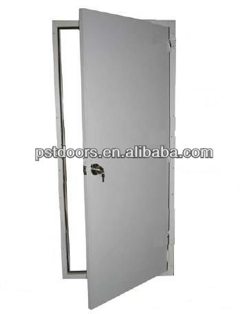 Tür metall  Tragbare stahl tür mit split frame, bündig stahltür, prehung ...
