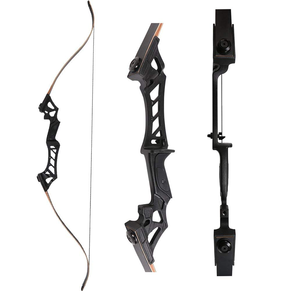 PSE 10 Snake Recurve Bow, 60-Inch, Black Top Christmas gifts