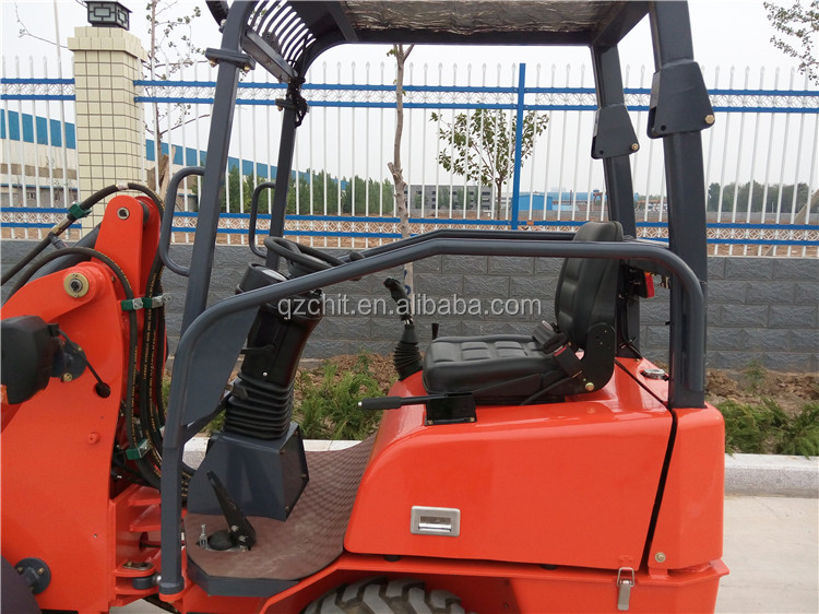 CH906 garden farm zl906 mini front end wheel loader with low price