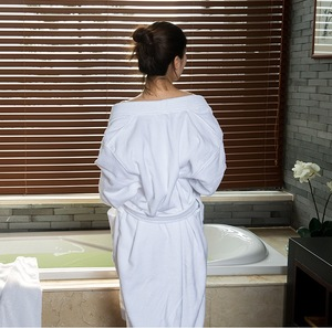 Bathroom Bench Bath Softtextile Pajama Adult Bathrobe Towel