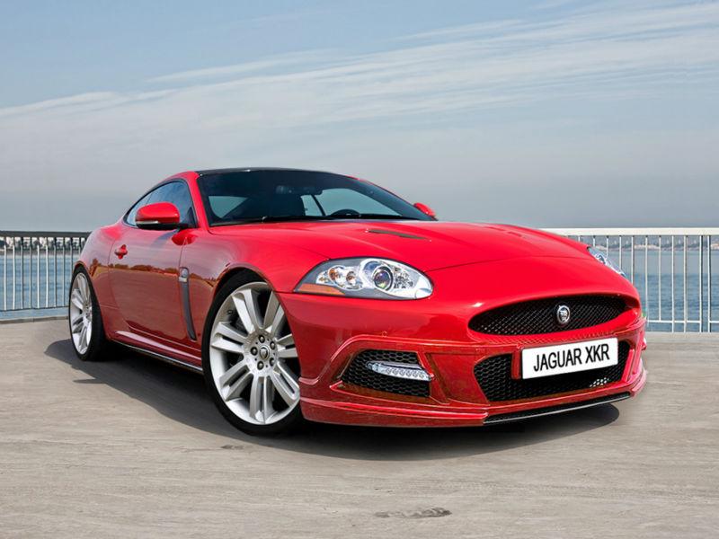 Jaguar Xkr Complet Bodykit