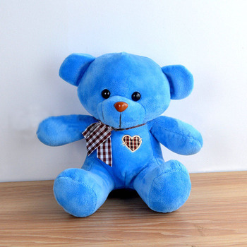 Custom Made Blue Magic Teddy Bear Plush Toy Buy Blue Magic Teddy