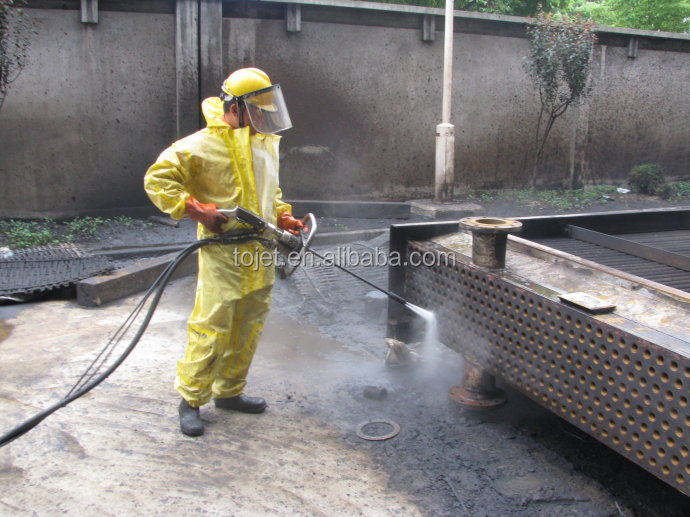 Water Jet Heat Exchanger Cleaning Hydro Power Washer Buy