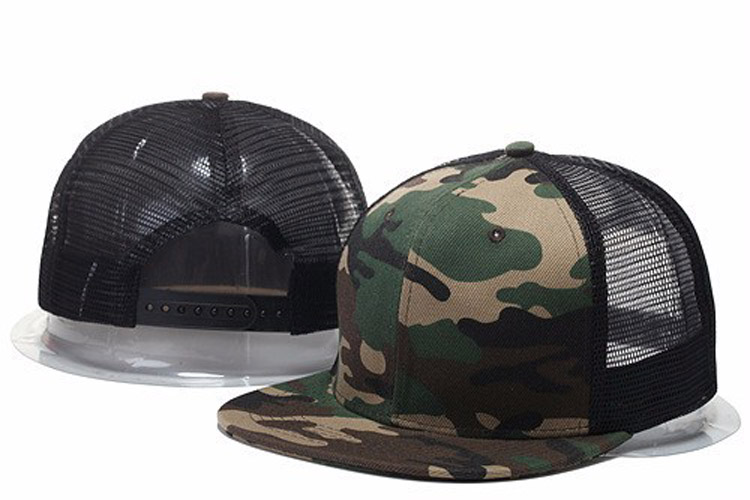 bbb72031a2979 New Lancheng camo solid color mesh hats plain alibaba solid snapback cap  hot selling on Amazon