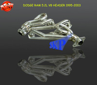 STAINLESS RACING MANIFOLD HEADER/EXHAUST DODGE RAM/DURANGO/DAKOTA 5.2L/5.9L V8