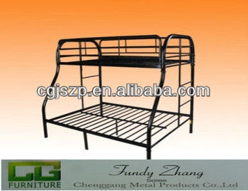 Old Model America Market Twin Full Metal Tube Bunk Bed Buy Cheap