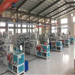 PVC Plastic Extruder/PVC Pipe Extrusion Machine/PVC Lay Flat Hose Production Line