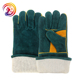 Green Welding safety gloves Argon welding gloves