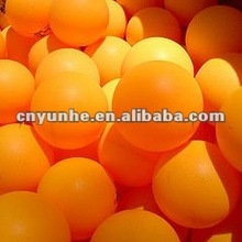 Winho OEM 40mm PP celluloid seamless three star table tennis balls