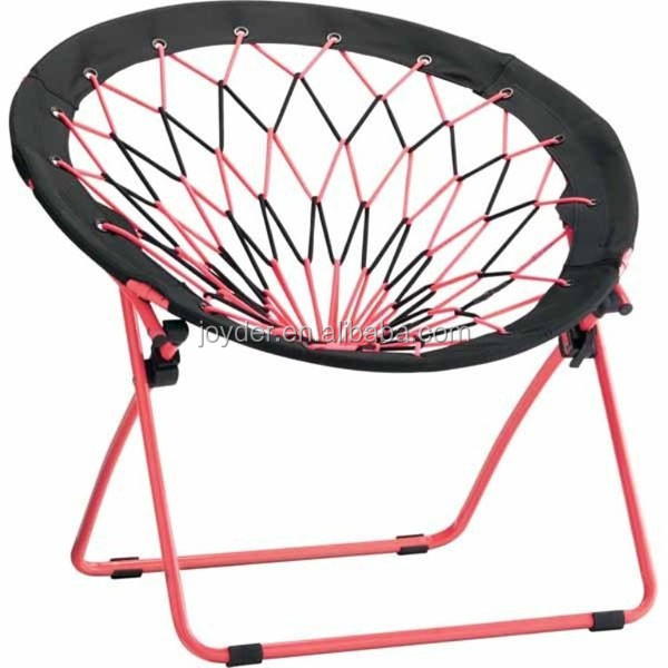 2016 New Round Folding Bungee Chair Buy Bungee Chair