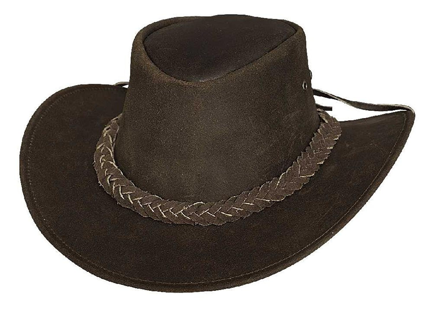 9d995e3f9f35e Get Quotations · Montecarlo Bullhide Hats CEDAR GROOVE JR Childs Leather Western  Cowboy Hat