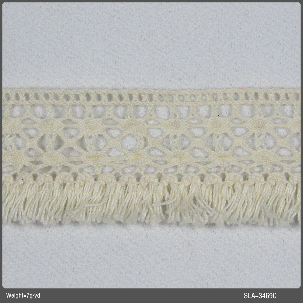 Catálogo de fabricantes de Encaje De Algodón Crochet Patrón de alta ...