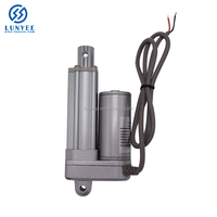 12v fast speed Mini Linear actuator with potentiometer for DIY desk lift