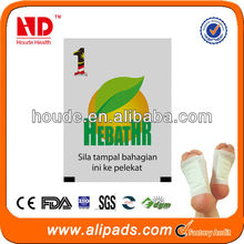 Weight loss Health Detox Foot Patch Slimming Herbal Extract Beauty Products