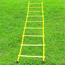 Effective Use of the Double Agility Speed Ladder for Soccer or Football Sport Training Tool(FD694)