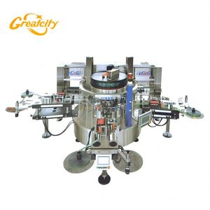 In stock sticker bottle auto labeling machine for sale