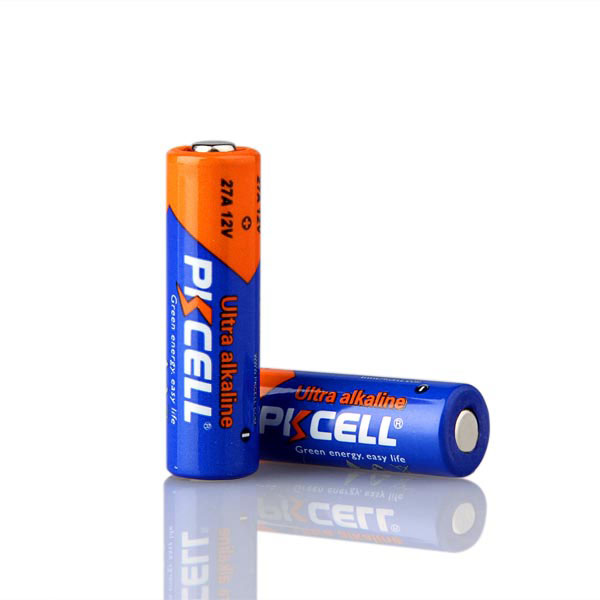 Super PKCELL alkaline 12v a27 27a alkaline battery l828 long time duration