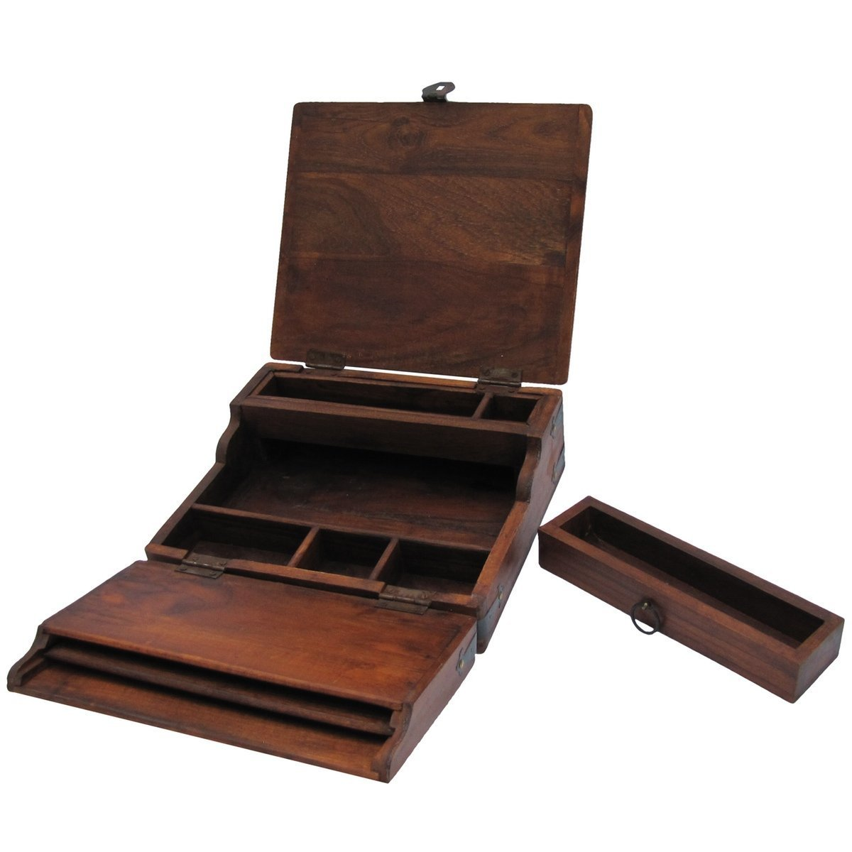 Get Quotations · Antique Style Writing Lap Desk - Cheap Antique Portable Writing Desk, Find Antique Portable Writing