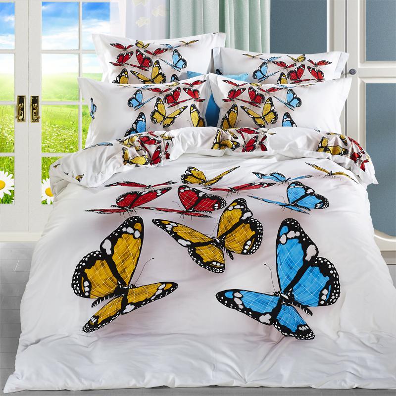 grossiste parure de lit en 3d acheter les meilleurs parure de lit en 3d lots de la chine parure. Black Bedroom Furniture Sets. Home Design Ideas