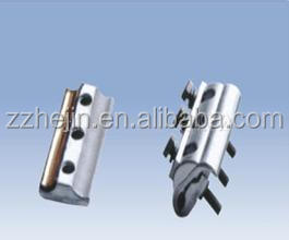 Copper Aluminum parallel groove clamp - 3 bolts