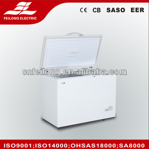 260L White DEEP Freezer WITH CE/CB CERTIFICATE