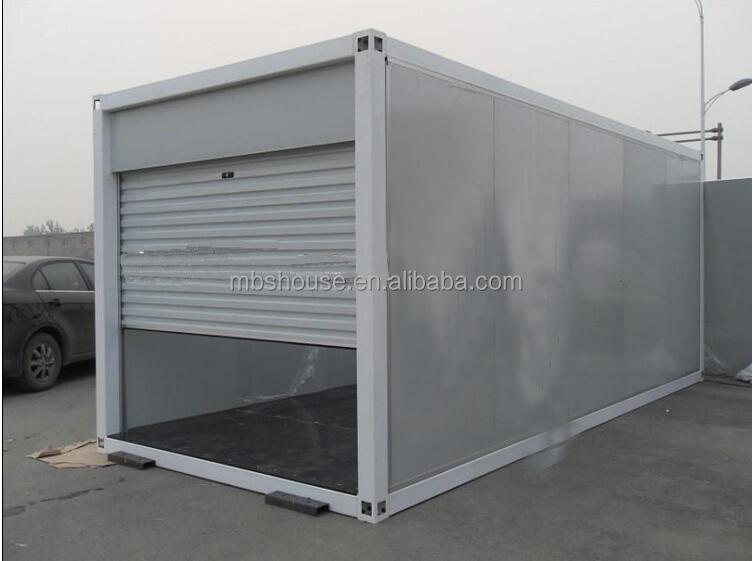 Prefab Garage Prijs : Prefab container opslag magazijn stalen container buy kleine