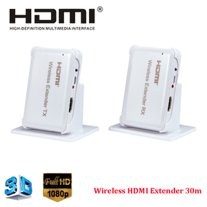 SFX HDES09 1080p 3D, HDMI 1.4 wireless audio video sender transmitter & receiver, 30m wireless extender