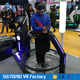 Humanization Design motion ride 9d vr standing simulator with 360 degree scene with integrity