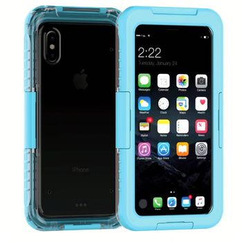 more photos ef23e a4379 China Supplier Unbreakable Waterproof Cell Phone Case For Iphone X - Buy  Cell Phone Case With Stand,Waterproof Cell Phone Case,Unbreakable  Waterproof ...