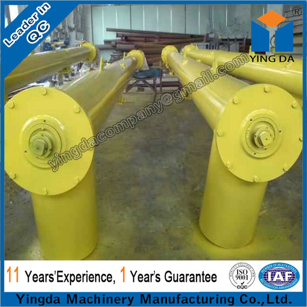 Hot sale auger conveyor specifications with best price