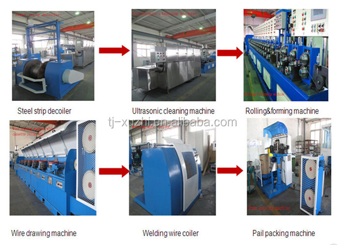 Top Consumable Product Aluminum Flux Cored Welding Wire Production ...